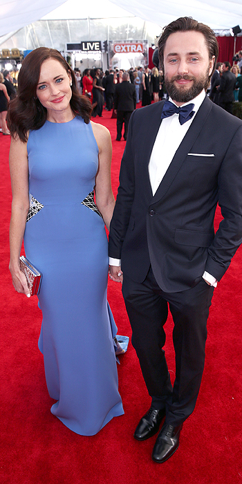Vincent Kartheiser- Best Dressed at the 2016 SAG Awards by The He Said She Said Experience