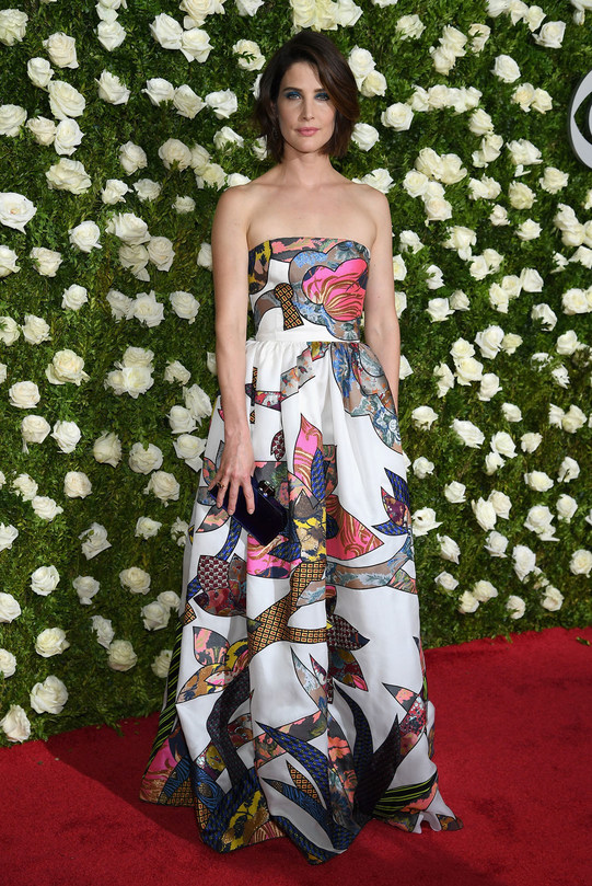 Cobie Smulders- 2017 Tony Awards: Best of the Best by The He Said She Said Experience