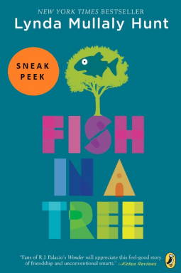 Fish in a Tree- NetGalley Reads June 2017 Part 2- Review by The He Said She Said Experience