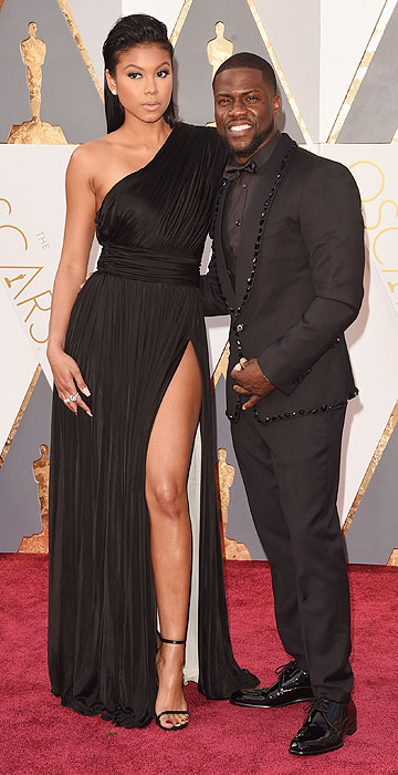 Kevin Hart in Dolce & Gabanna- 2016 Oscars Red Carpet- Best Dressed by The He Said She Said Experience