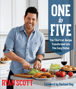 NetGalley Reads April 2017 - One to Five by Ryan Scott