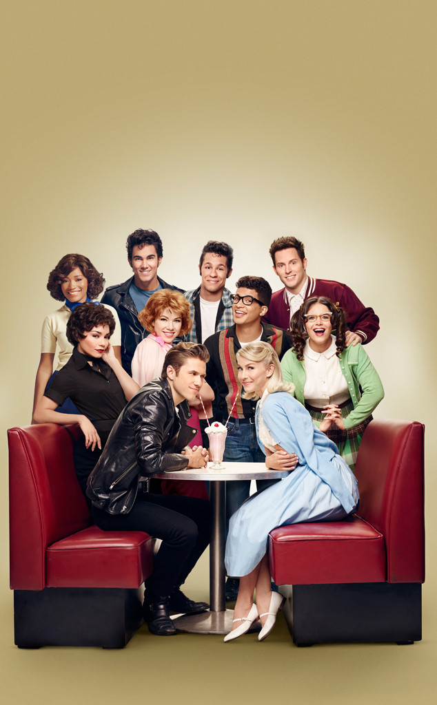 Grease: Live- Review by The He Said She Said Experience