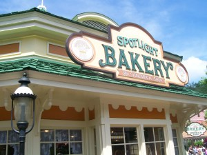 Spotlight Bakery in Dollywood