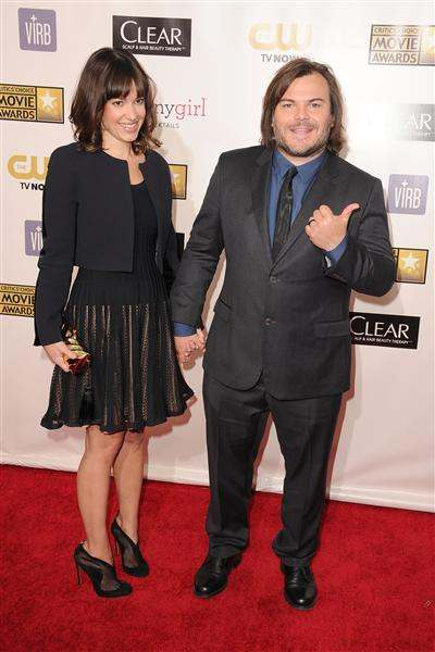 jack black 2013 critics' choice movie awards