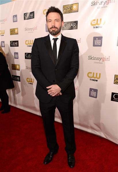 ben affleck 2013 critics' choice movie awards