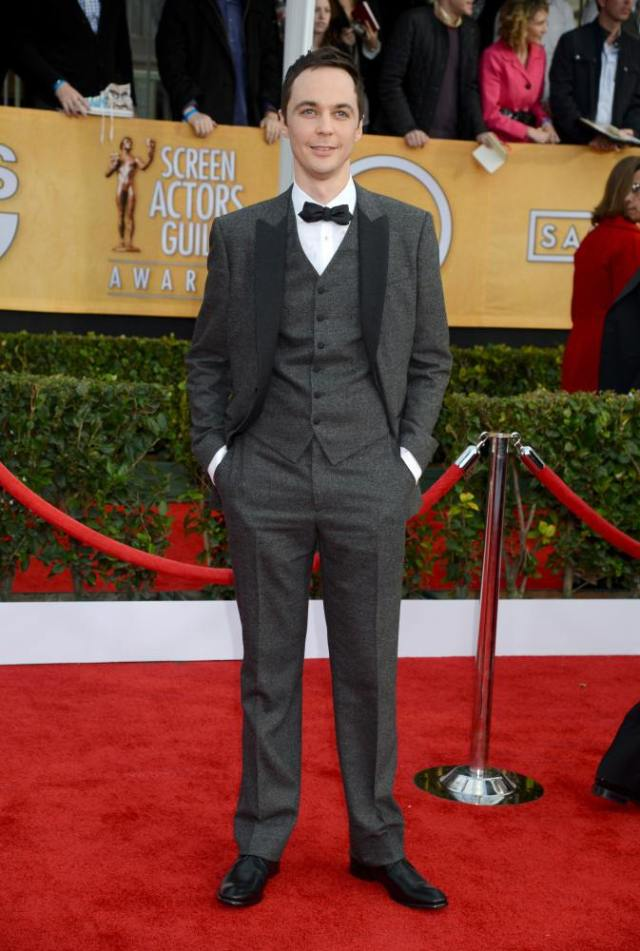 jim parsons 2013 SAG awards