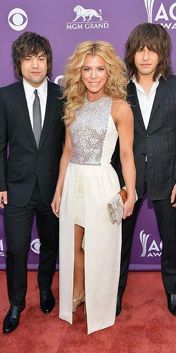 the band perry kimberley perry 2013 ACM awards