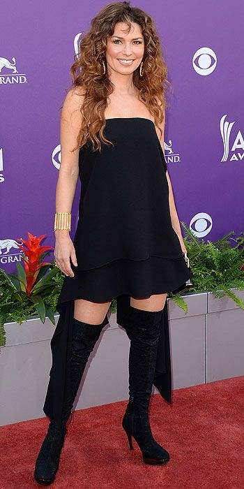 Shania Twain 2013 ACM awards