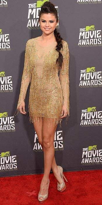 selena gomez 2013 MTV movie awards