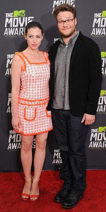 seth rogen 2013 mtv movie awards