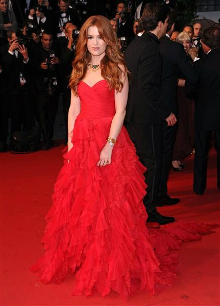 isla fisher 2013 cannes