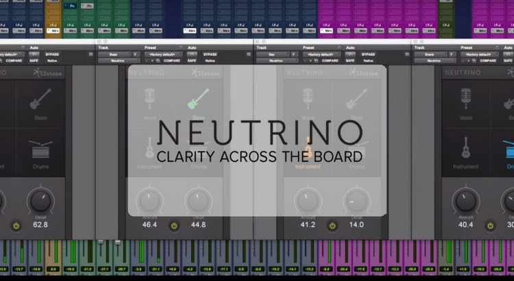 Add that final polish to your mix with Neutrino, a free spectral shaping plug-in