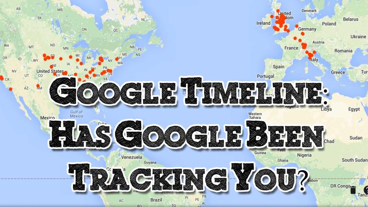 featured image google timeline