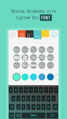 custom keyboard iphone customization