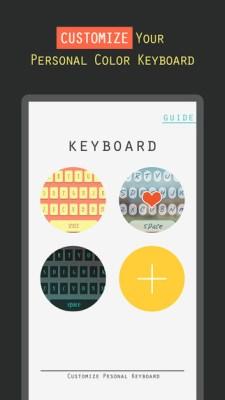 custom keyboard iphone customize
