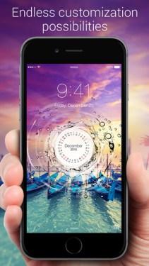 pimp your screnn iphone customization