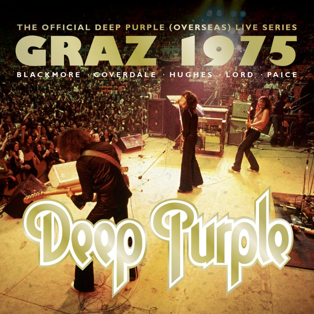 Xlutz Graz The Highway Star Deep Purple Graz 1975
