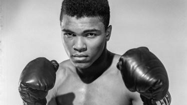 Portrait of Muhammad Ali. (Courtesy Photo)