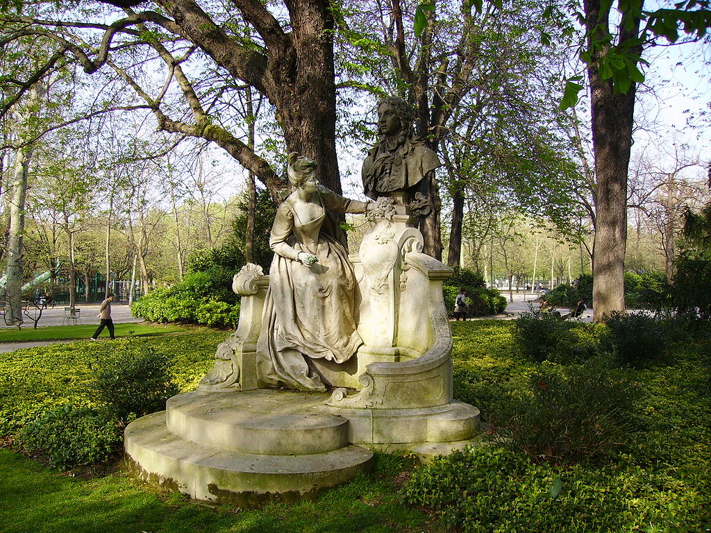 Site Jardin Jardin Du Luxembourg Historical Facts And Pictures The