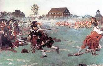 Battle of Lexington