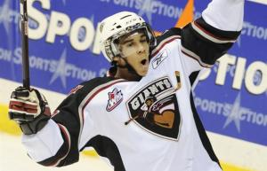 Evander Kane will likely be a top eight pick in this years NHL entry draft.