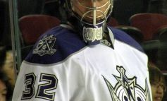 Kings' Quick Making a Strong Case for Vezina