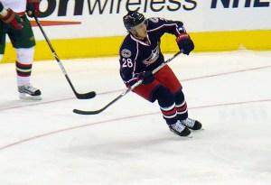 CBJ 2008 1st round draft pick Nikita Filatov (Photo by Dave Gainer/The Hockey Writers)