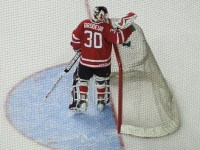 Marty Brodeur for Team Canada