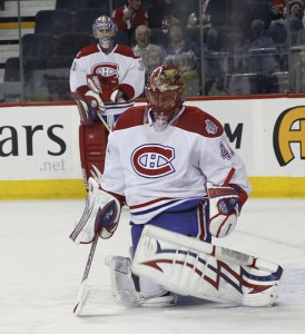 Halak returned to Montreal and was their shining star after the 2010 Olympics
