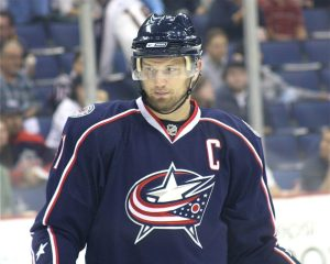 Team captain Rick Nash (Elisalou Designs/Flickr)