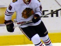 Patrick Kane has come under fire of late for his activity off the ice. (Matt Boulton/wikimedia)