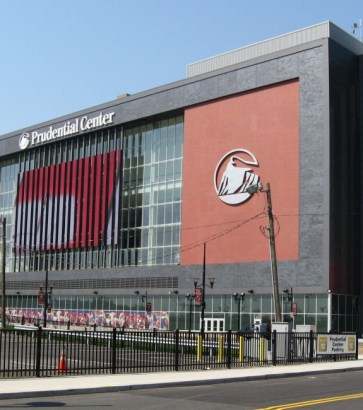 Prudential Center    (Gosh@/Flickr)