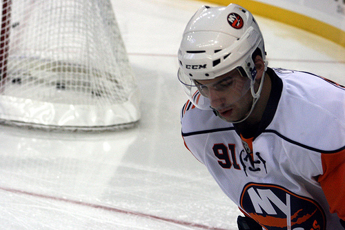 John Tavares has 11 points in seven games so far in 2013. (valorfaerie/Flickr)