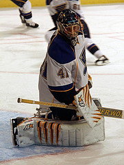 Halak has posted an 11-3-2 record this season (Cheryl Adams - HockeyBroad/Flickr)