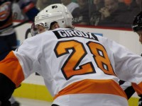 Claude Giroux has been one of he reasons the Flyers lead the East. (Rhy's Piece Is@flickr)