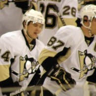 Chris Kunitz isn't likely to leave Sidney Crosby's wing anytime soon (Flickr/Dan4th)