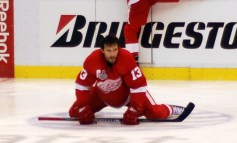 Here We Go Again: Datsyuk Out 4 to 5 Weeks with Injury