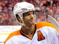 Was Chris Pronger behind the Flyers' trap outburst? ( bridgetds/Flickr)