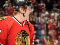 Bryan Bickell of the Chicago Blackhawks (picture by Cheryl Adams/HockeyBroad)