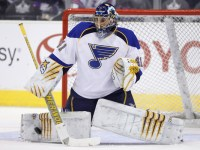 Halak played in parts of 4 seasons with St. Louis (Icon SMI)