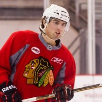 Nick Leddy Blackhawks