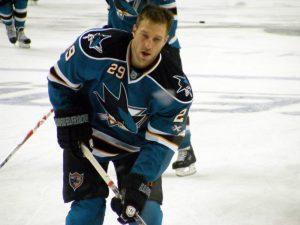 Ryan Clowe, San Jose Sharks