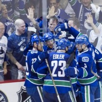 For the Vancouver Canucks it's 2007 all over again (Icon SMI)