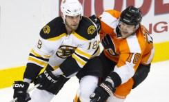 Boston Bruins 2011-12 Forward Preview: Part One - Lucic, Krejci, Horton