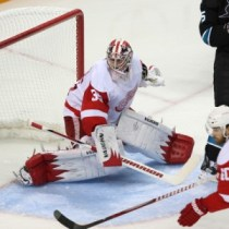Jimmy Howard, Detroit Red Wings, Shutout