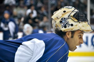 Where will Luongo end up? (Photo by Allie Turnbull)