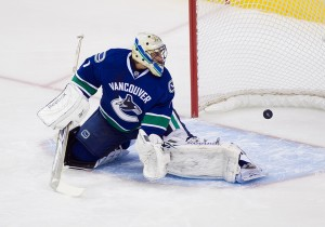 Roberto Luongo,  Overpaid NHL Players