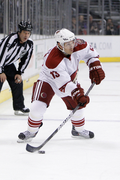 Ray Whitney Coyotes