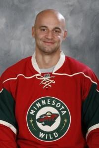 Pavol Demitra 2007 NHL Headshot