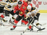 The Boston Bruins and the Chicago Blackhawks are set to battle for the Stanley Cup. (Icon SMI)